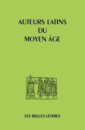 Auteurs latins du Moyen Âge