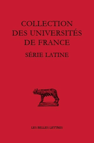 Collection des universités de France Série latine