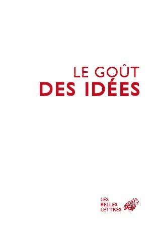 Le Goût des idées