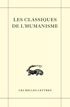 Classiques de l'humanisme