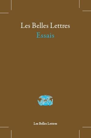Les Belles Lettres / essais