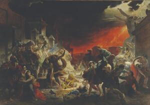 Pompéi, catastrophes & cie