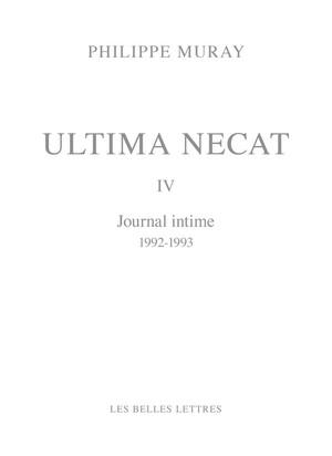 Ultima Necat IV