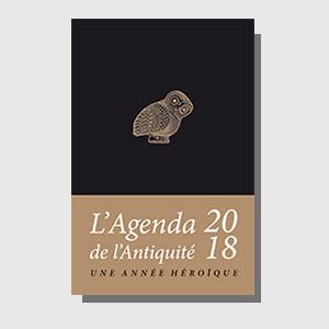 Agenda de l'Antiquité 2018