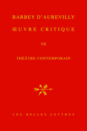 Œuvre critique VII