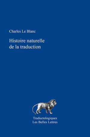 Histoire naturelle de la traduction