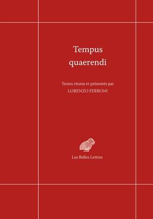 Tempus quaerendi