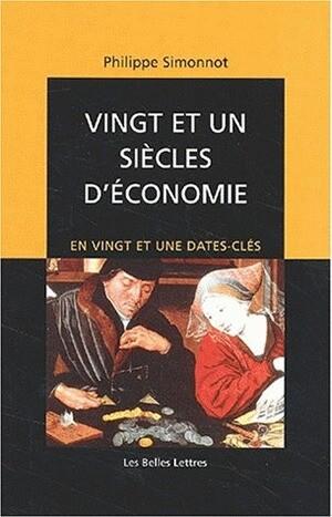 Vingt et un siècles d'économie