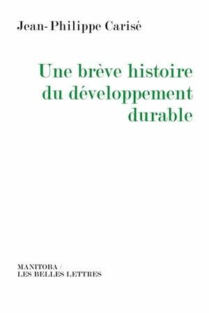 Une Brève histoire du développement durable