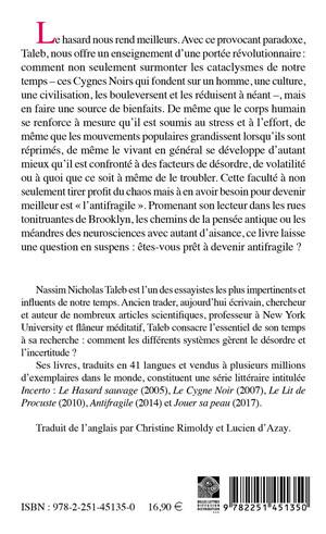 Antifragile [format poche]