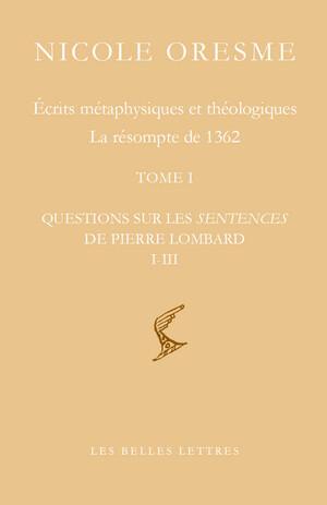 Écrits métaphysiques et théologiques