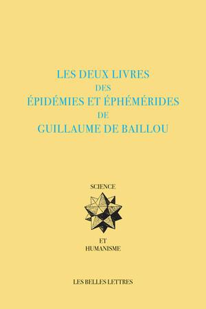 Les Deux livres des Épidémies et Éphémérides